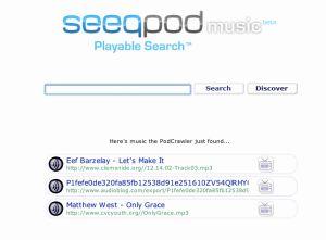 Seeqpod
